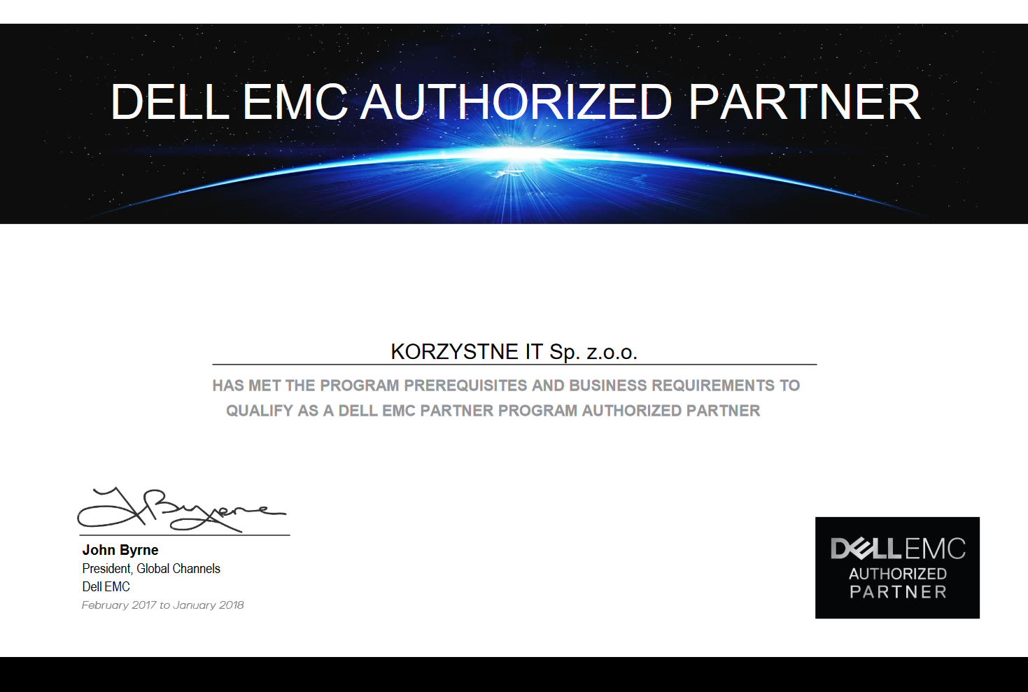 Korzystne.IT - DELL Authorized Partner