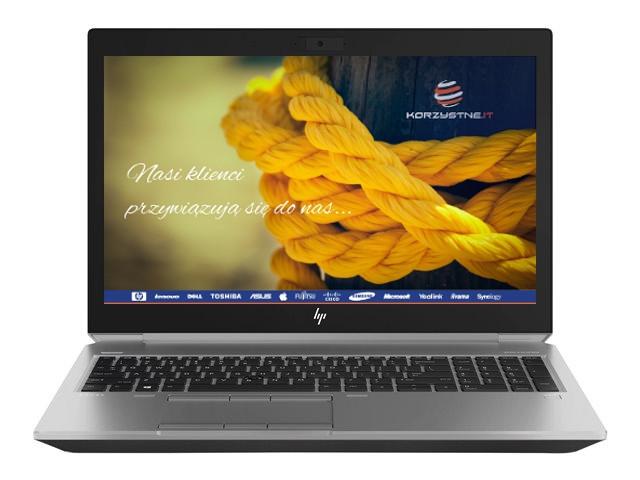 HP ZBook 15 G5 [G14QH14EA]