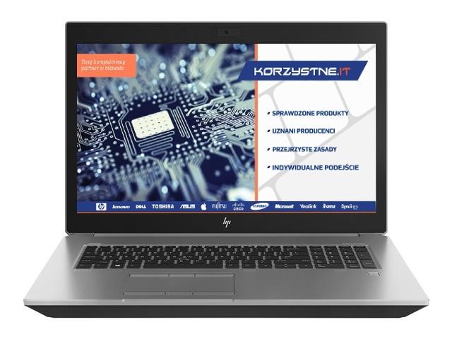 HP Zbook 17 G5 [2ZC68EA]