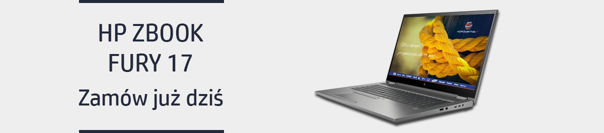 HP Zbook Fury 17