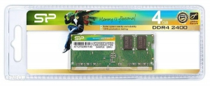 RAM DDR4 Silicon Power 4GB 2400MHz [SP004GBSFU240N02]