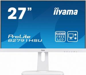 IIYAMA Monitor ProLite UltraSlim FlickerFree BlueLightReducer + FreeSync [B2791HSU-W1]