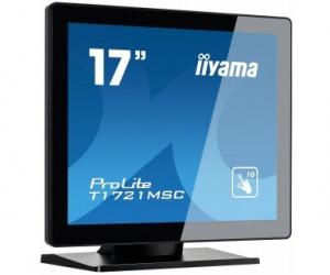 IIYAMA Monitor ProLite dotykowy POJEMNOŚCIOWY  [T1721MSC-B1]