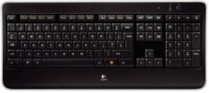 Logitech Wireless Illuminated Keyboard K800 [920-002394]