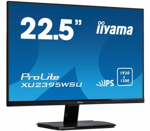 IIYAMA Monitor ProLite lickerFree BlueLightReducer UltraSlim [XU2395WSU-B1]