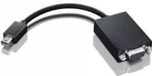 Lenovo - adapter mini DisplayPort do VGA (F) [0A36536]