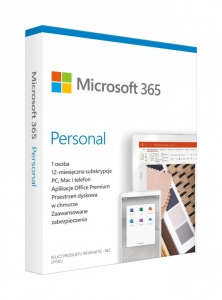Microsoft Office 365 Personal ESD [QQ2-00012]