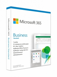 Microsoft Office 365 Business Standard ESD [KLQ-00211]