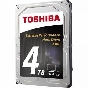 Toshiba HDD X300 4TB 3.5