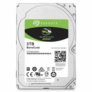 Seagate BarraCuda 3TB 2,5'' [ST3000LM024]
