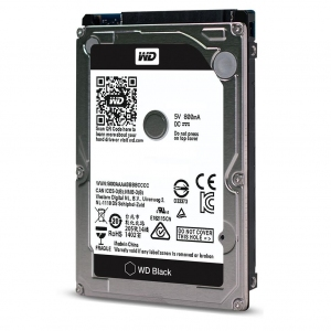 Western Digital WD Black 500GB 2,5'' [WD5000LPLX]