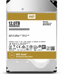 Western Digital GOLD HDD 12TB  3,5