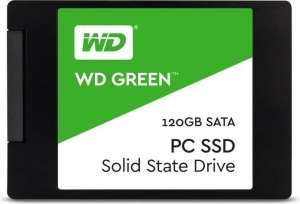 Western Digital Dysk SSD Green 120 GB 2,5