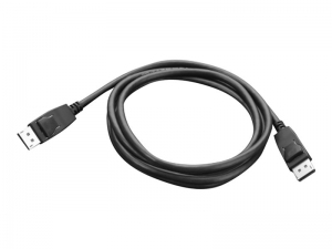 Lenovo - kabel DisplayPort do DisplayPort 1,8m [0A36537]