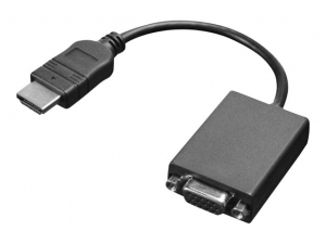 Lenovo - adapter HDMI do VGA (F) [0B47069]