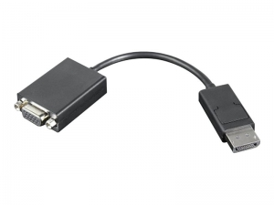 Lenovo - adapter DisplayPort do VGA (F) [57Y4393]