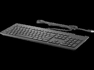 Klawiatura przewodowa HP Business Slim Smartcard [Z9H48AA]