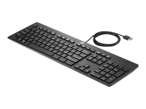 HP USB Business Slim Keyboard US/INT [N3R87AA]