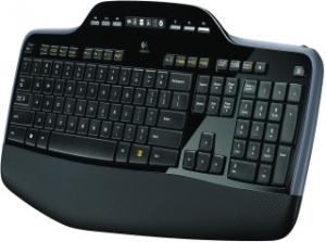 Logitech Klawiatura + mysz, Wireless Desktop MK710 [920-002440]