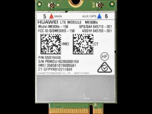 Modem WWAN HP 4G lt4112 LTE/HSPA+ [1HC91AA]