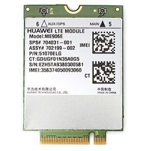 Modem WWAN HP lt4112 LTE/HSPA+ [E5M74AA]