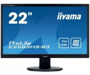 IIYAMA Monitor 22 [E2283HS-B3]