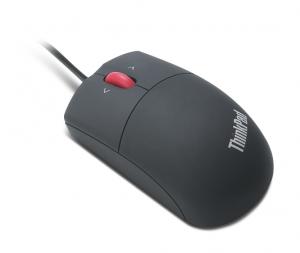 Mysz przewodowa Lenovo USB Laser Mouse [57Y4635]