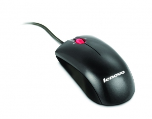 Mysz przewodowa Lenovo USB Laser Mouse [41U3074]