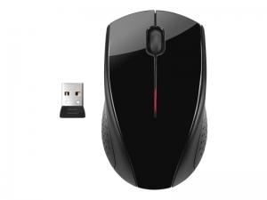 Mysz bezprzewodowa HP X3000, czarana [H2C22AA]