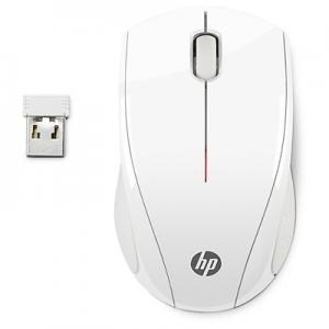 Mysz bezprzewodowa HP X3000, biała [N4G64AA]