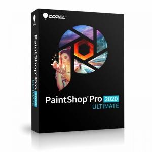 Corel PaintShop Pro 2020 Ultimate ENG BOX [PSP2020ULMLMBEU]