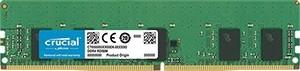 Crucial Pamięć serwerowa DDR4 8GB/2666(1*8) ECC Reg CL19