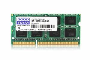 RAM DDR3 GOODRAM 4GB 1333MHz [GR1333S364L9/4G]