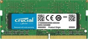 RAM DDR4 Crucial 8GB 2666MHz [CT8G4SFS8266]