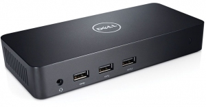 Replikator portów Dell USB 3.0 Ultra HD Triple Video D3100 [452-BBOT]
