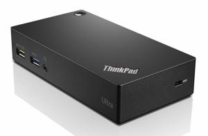 Replikator portów Lenovo ThinkPad USB3.0 Ultra Dock [40A80045EU]