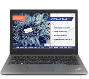 Lenovo ThinkPad L390 [B120NR0011PB]
