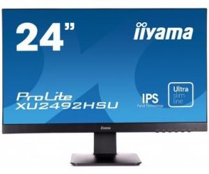 IIYAMA Monitor 24 ProLite [XU2492HSU-B1]