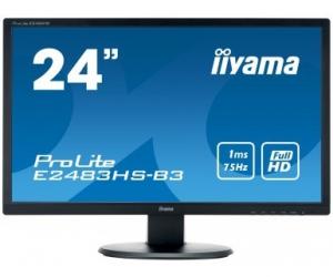 IIYAMA Monitor 24 ProLite [E2483HS-B3]