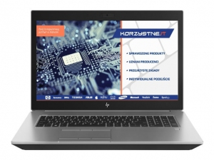 HP Zbook 17 G5 [S34QH41ES]