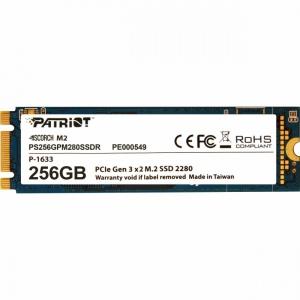 Patriot SSD Scorch 256B M.2 2280 PCIE [PS256GPM280SSDR]