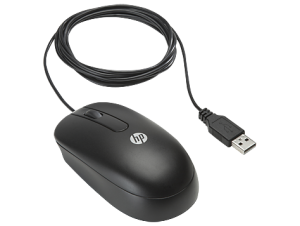 Mysz przewodowa HP [QY777AA]