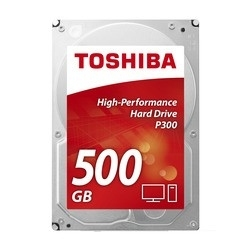 Toshiba HDD P300 500GB 3.5