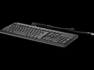 Klawiatura przewodowa HP USB dla PC [QY776AA]