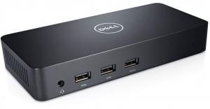 Replikator portów Dell USB 3.0 Ultra HD Triple Video D3100 [452-BBOT]
