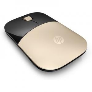 Mysz bezprzewodowa HP Z3700, złota [X7Q43AA]