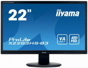 IIYAMA Monitor 22 ProLite [X2283HS-B3]