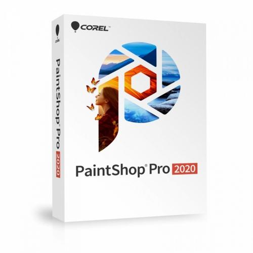 Corel PaintShop Pro 2020 ENG BOX [PSP2020MLMBEU]