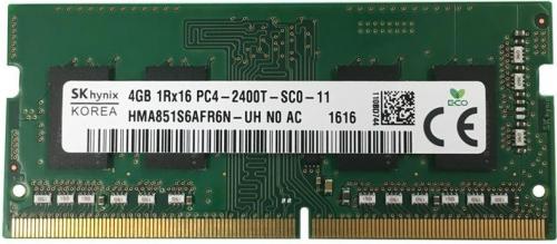 RAM DDR4 Hynix 4GB 2400MHz [HMA851S6AFR6N-UH]