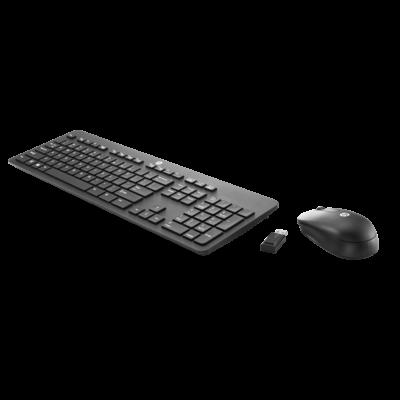 Zestaw klawiatura i mysz HP Slim [T6L04AA]